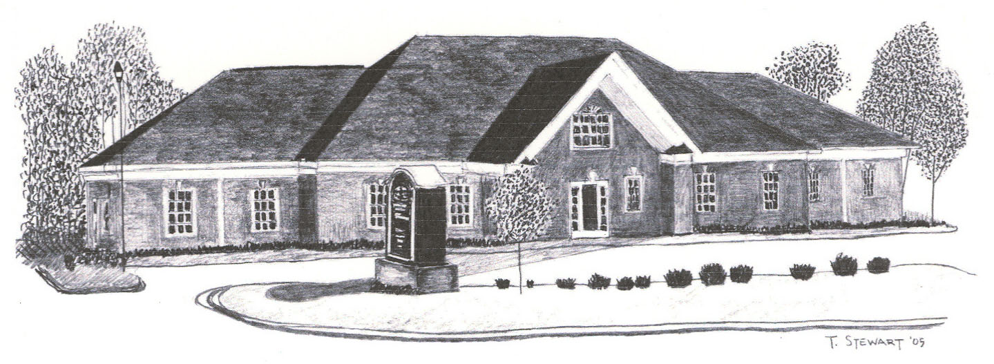 Turner Agency Insurance - Building Sketch