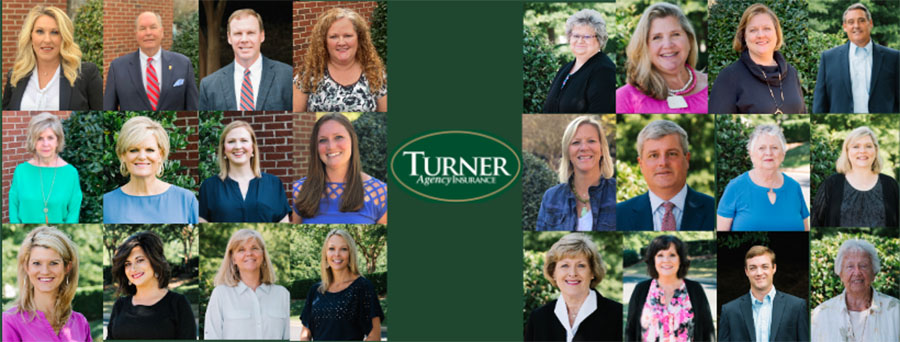 About Our Agency - The Turner Agency Team 2020